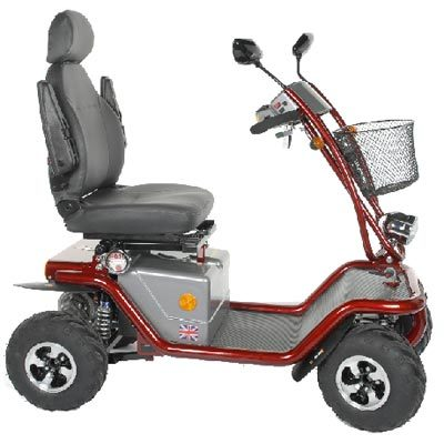 Mayan Ac All Terrain Mobility Scooter Road Mobility Scooter