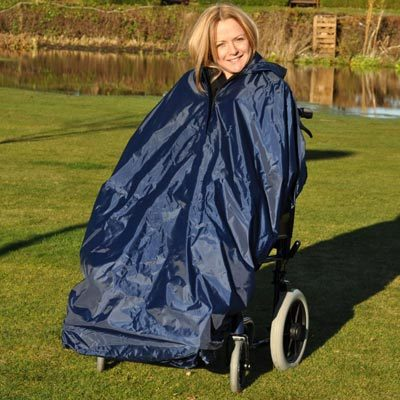 Splash Wheelchair Mac Unsleeved