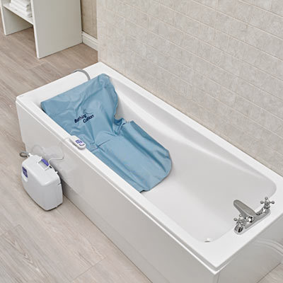 Mangar Bathing Cushion Bath Lifts Lift Cushion