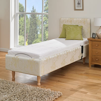 2ft 6inch Buckingham Electric Adjustable Bed Electric Beds