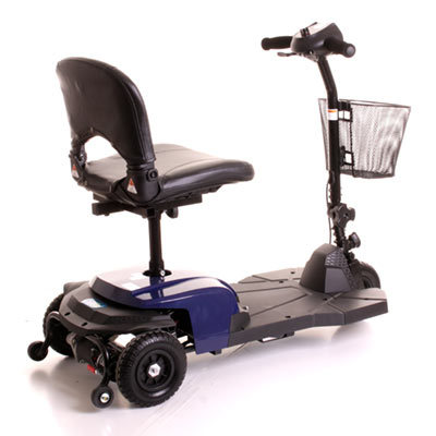CareCo AirLite 3 Wheel Travel Mobility Scooter