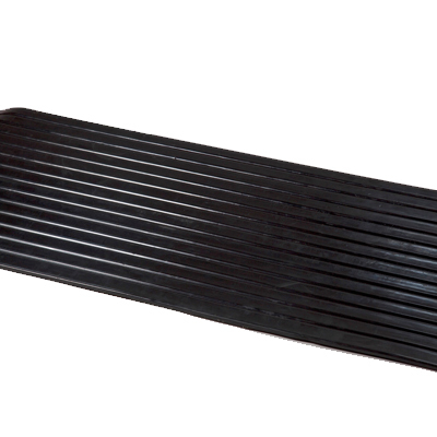 2in Rubber Threshold Ramp