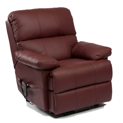 luxury leather recliner chairs. lars luxury leather (dual) recliner chairs
