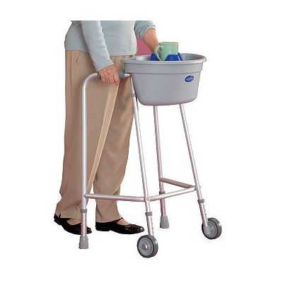The Buckingham Walking Frame Caddy, Walking Frame