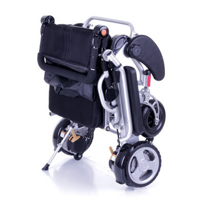 Foldalite Pro Electric Wheelchair Powered Wheelchair Careco