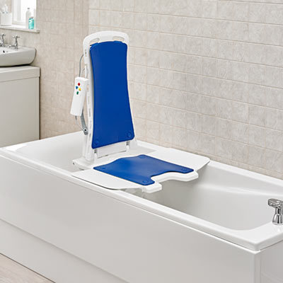 Bellavita Disabled Bath Lift Powered Bath Aid For Limited