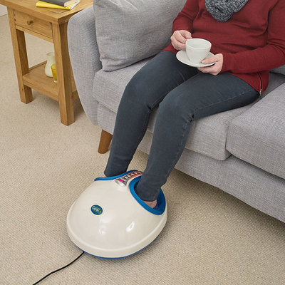 Zest Infrared Foot Massager home massage