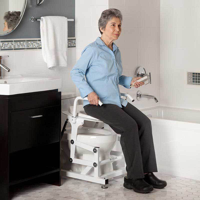 Home LiftSeat toilet lift