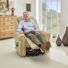 Lynton Rise Recliner with Heat & Massage