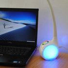 HASLED 2-in-1 Desk Lamp with Colour Changing Base