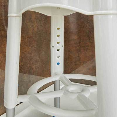 AquaAid Rotating Stool