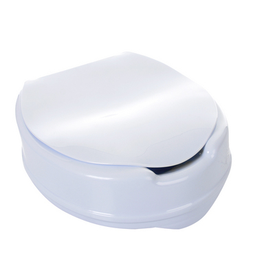 Reach 2in Toilet Seat with Lid
