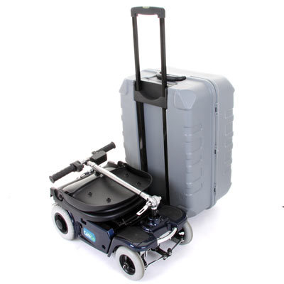 Careco Scootcase Travel Scooter For Effortless Travel Careco