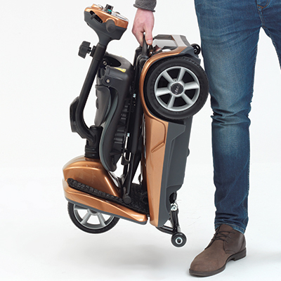 Iwhizz Electric Foldable Mobility Scooter Iwhizz Scooter