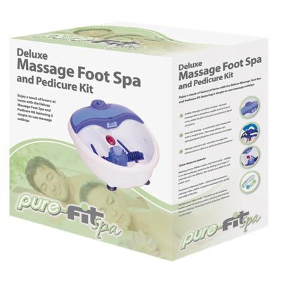 Deluxe Foot Spa