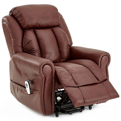 Lynton Rise Recliner with Heat & Massage home massage