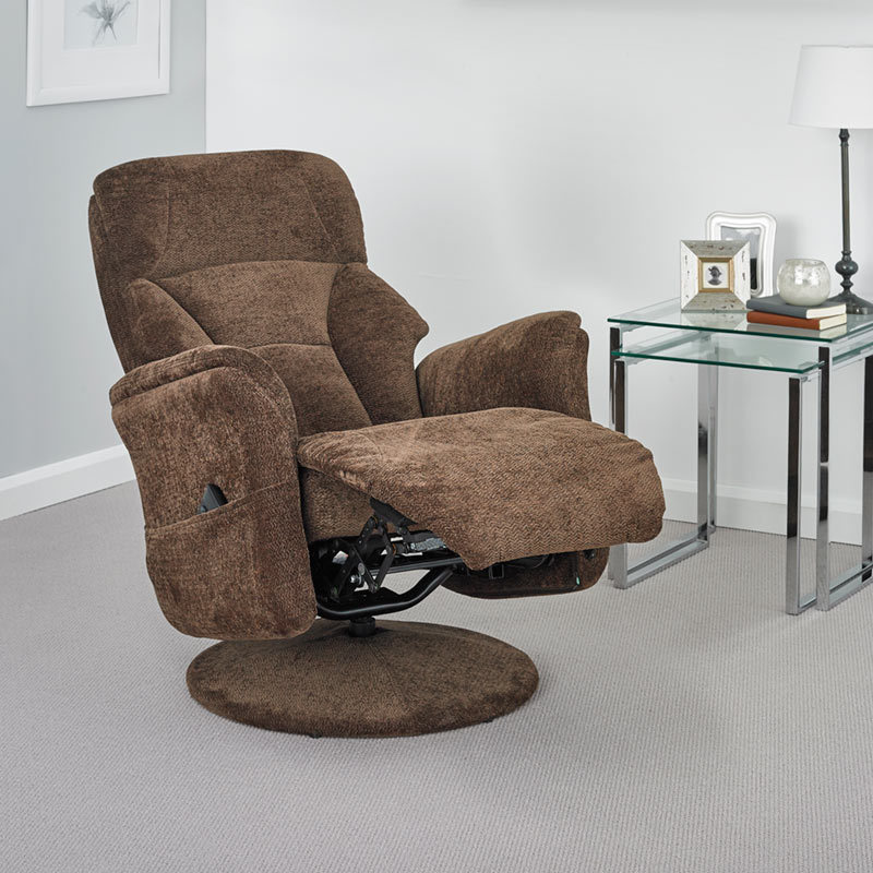 Lisbon Swivel Recliner types