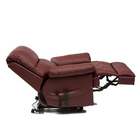 Lars Luxury Leather Wall Hugger Recliner