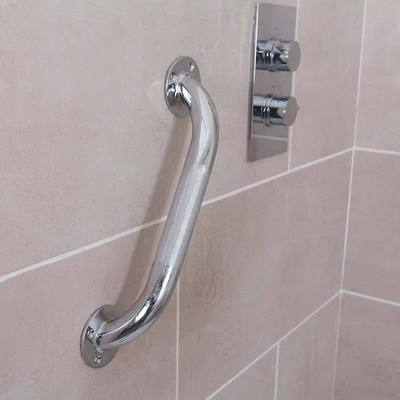 Chrome Grab Bar