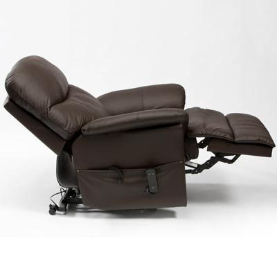 Montreal Leather (Dual Motor) ...  sc 1 st  CareCo : leather riser recliner chairs - islam-shia.org