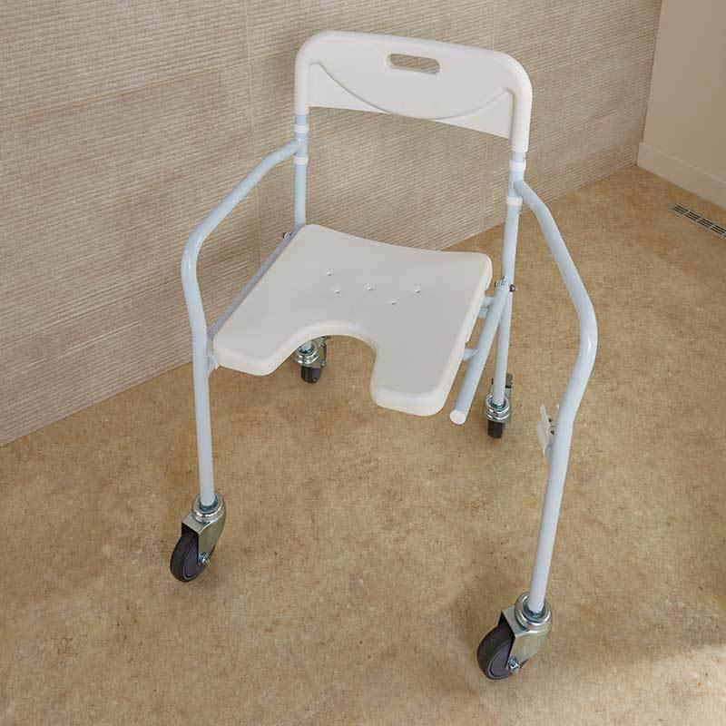 Allure Folding Shower Chair | Bathroom Chairs & Stools | CareCo to ...
