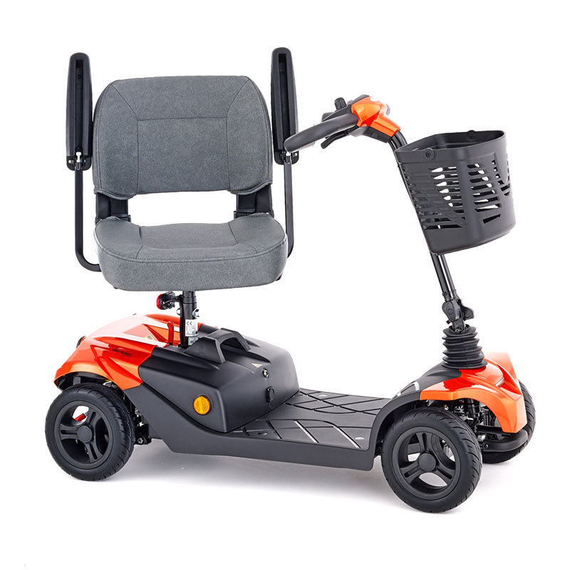 Abilize Stride Sport Travel Mobility Scooter Careco