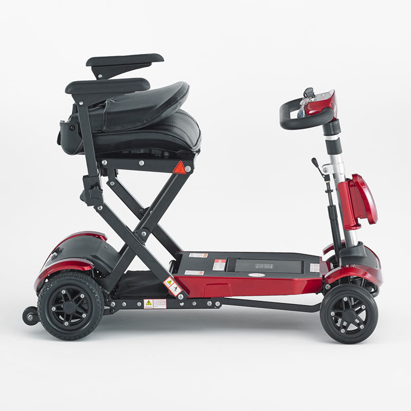 Genie Plus Electric Folding Scooter Folding Scooters