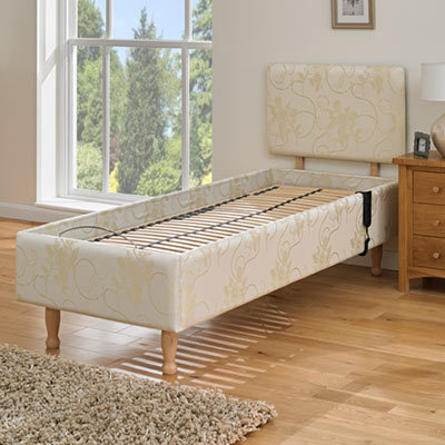 2ft 6in Buckingham Electric Bed