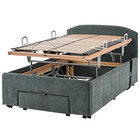 4ft Olympia Deluxe Adjustable Bed