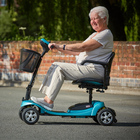 Li-Tech Air + Lithium Scooter