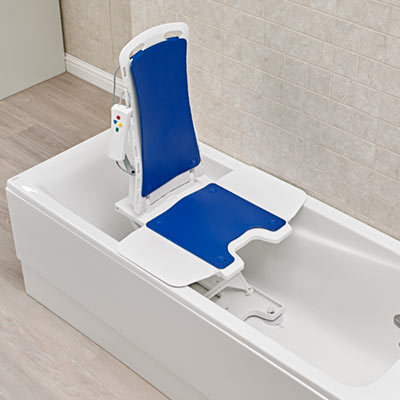 Bellavita Bath Lift, Bellavita Bathlift, Disabled Bath Lifts